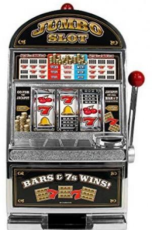 Slot-Maschine!
