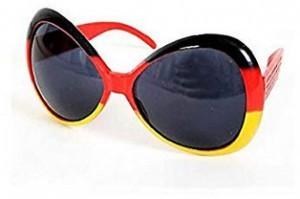 Fashion-Brille für den Deutschland-Fan!