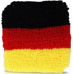 Deutschland Schweißband 2er-Pack!