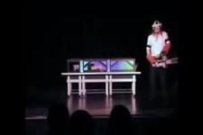 Magician-Accident