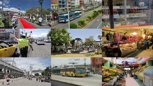 Ecuador Hauptstadt Quito