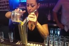 Cooler Barkeeper-Trick