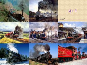trains anciens Patrice