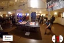 Ping-Pong mit Köpfchen