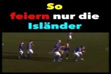 So feiern nur die Isländer