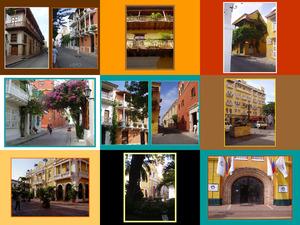 Kolumbien-Cartagena-