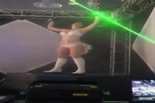 Tanz mit dem Laserschwert