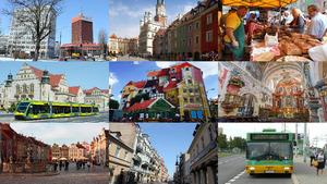 Polen Poznan.Erika