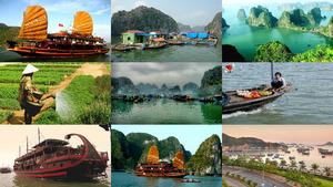 Vietnam Ha Long Bay.E.
