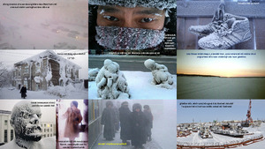 Yakutsk Siberie nv