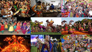 2016 Indien bunte Feste.Erika