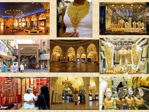 Dubai - Gold-Markt