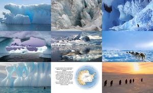 Schönheit des Antarktis