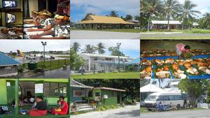 Tuvalu Land in Ozeanien