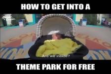 So verschafft man sich kostenlosen Eintritt