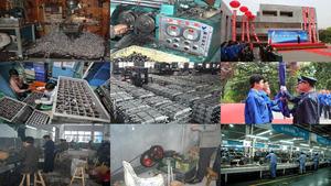 China Zündkerzenherstellung