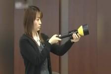 wie Japaner Angreifer abwehren