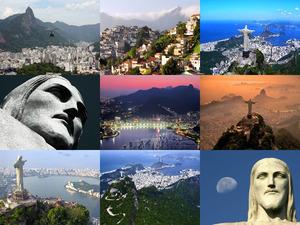 Rio de Janeiro - Denkmal Christi