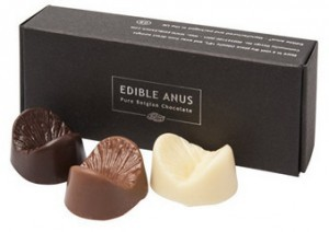 Spezielle Schokolade!