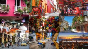 Kolumbien Cartagena