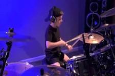 Junior-Drummer
