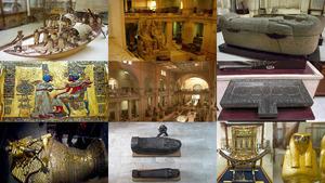 Aegypten Kairo Museum