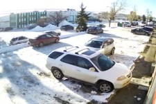 Die schlechteste Autofahrerin des Unisversums