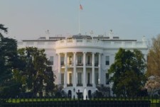 kleine Überraschung im Weißen Haus