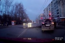 Super Straßen in Russland