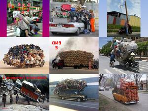 Gefaeaehrliche Transporte 4