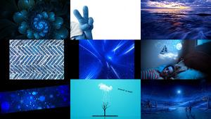 Blau 27