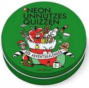 Adventskalender Unnützes Quizzen!