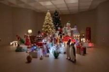 Damit ist Weihnachten dahin