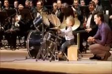 Mini-Schlagzeuger