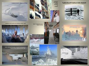 Der russische Winter