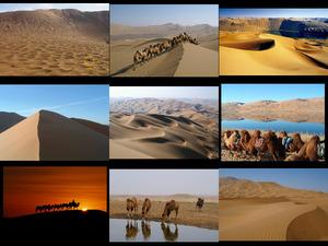 Wüstenseen 1