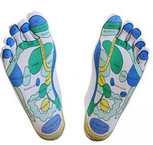 Reflexzonen-Socken!