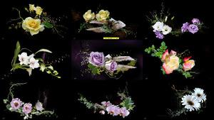 Magische Blumen
