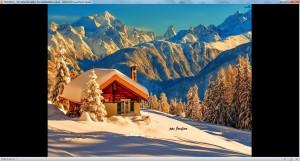 NEVADAS - Winterlandschaften