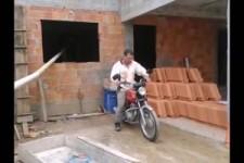 Fuer was hat man ein Motorrad