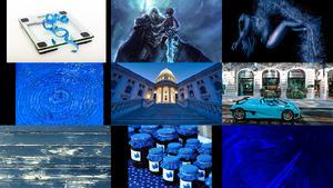 Blauw 30
