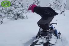Wie tief ist der Schnee