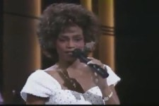 Whitney Houston - One Moment In Time Live
