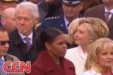 Clinton der alte Spanner