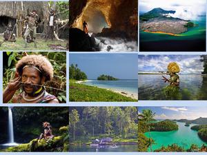 Papua New Guinea GP-Indonesien