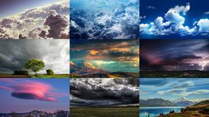 Wolken 5