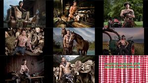 Bauernkalenderbilder für Girls