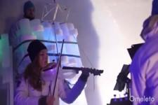 Musik auf Eis