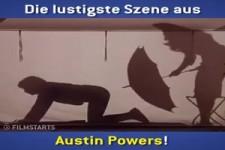 Lustige Szene aus Austin Powers