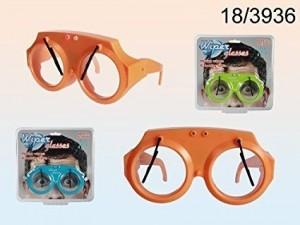 Brille mit Scheibenwischer!